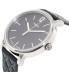 Timex Women's Heritage TW2P71100 Black Leather Quartz Watch - Side Image Swatch