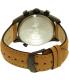 Timex Men's Intelligent Quartz TW2P72500 Guava Leather Analog Quartz Watch - Back Image Swatch