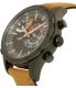 Timex Men's Intelligent Quartz TW2P72500 Guava Leather Analog Quartz Watch - Side Image Swatch
