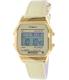 Timex Women's Heritage TW2P76900 Gold Leather Quartz Watch - Main Image Swatch