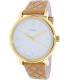 Timex Women's Heritage TW2P78400 Tan Leather Quartz Watch - Main Image Swatch