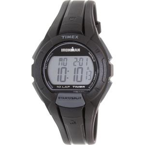 Timex Men's Ironman TW5K94000 Black Silicone Quartz Watch