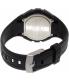 Timex Men's Ironman TW5K94000 Black Silicone Quartz Watch - Back Image Swatch