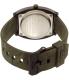 Nixon Men's Time Teller A4171727 Green Camo Rubber Quartz Watch - Back Image Swatch