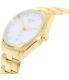 Tissot Men's T-Classic T101.410.33.031.00 Gold Stainless-Steel Swiss Quartz Watch - Side Image Swatch