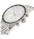 Emporio Armani Men's Sportivo AR6073 Silver Stainless-Steel Quartz Watch - Side Image Swatch