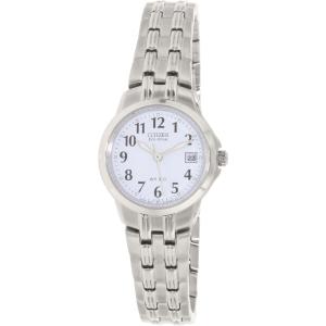 Citizen Women's Eco-Drive EW1540-54A Silver Stainless-Steel Quartz Watch