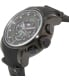 Invicta Men's S1 Rally 19325 Black Silicone Swiss Chronograph Watch - Side Image Swatch