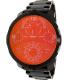Diesel Men's Machinus DZ7362 Black Stainless-Steel Quartz Watch - Main Image Swatch