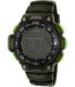 Casio Men's Sports SGW1000-2B Black Rubber Analog Quartz Watch - Main Image Swatch
