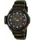 Casio Men's Sports SGW450H-2B Black Rubber Quartz Watch - Main Image Swatch