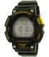 Casio Men's Sports STLS110H-1C Black Rubber Quartz Watch - Main Image Swatch