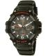 Casio Men's Sports MCW100H-1AV Black Plastic Quartz Watch - Main Image Swatch