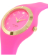 Kate Spade Women's Rumsey 1YRU0608 Pink Silicone Quartz Watch - Side Image Swatch