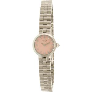 Kate Spade Women's Gramercy 1YRU0920 Silver Stainless-Steel Quartz Watch