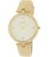 Kate Spade Women's Eldridge KSW1013 Beige Leather Quartz Watch - Main Image Swatch