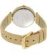 Kate Spade Women's Eldridge KSW1013 Beige Leather Quartz Watch - Back Image Swatch