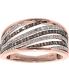 Exotic Identity Women's Chic Diamond Diamond Ring - Main Image Swatch