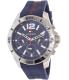 Tommy Hilfiger Men's 1791142 Blue Silicone Quartz Watch - Main Image Swatch