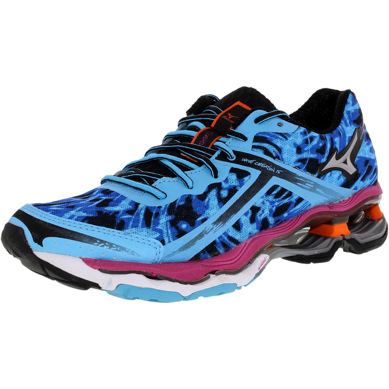 Mizuno Women's Wave Creation 15 Ankle-High Fabric Running