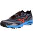 Mizuno Men's Wave Kazan M Ankle-High Fabric Cross Country Running Shoe - Main Image Swatch