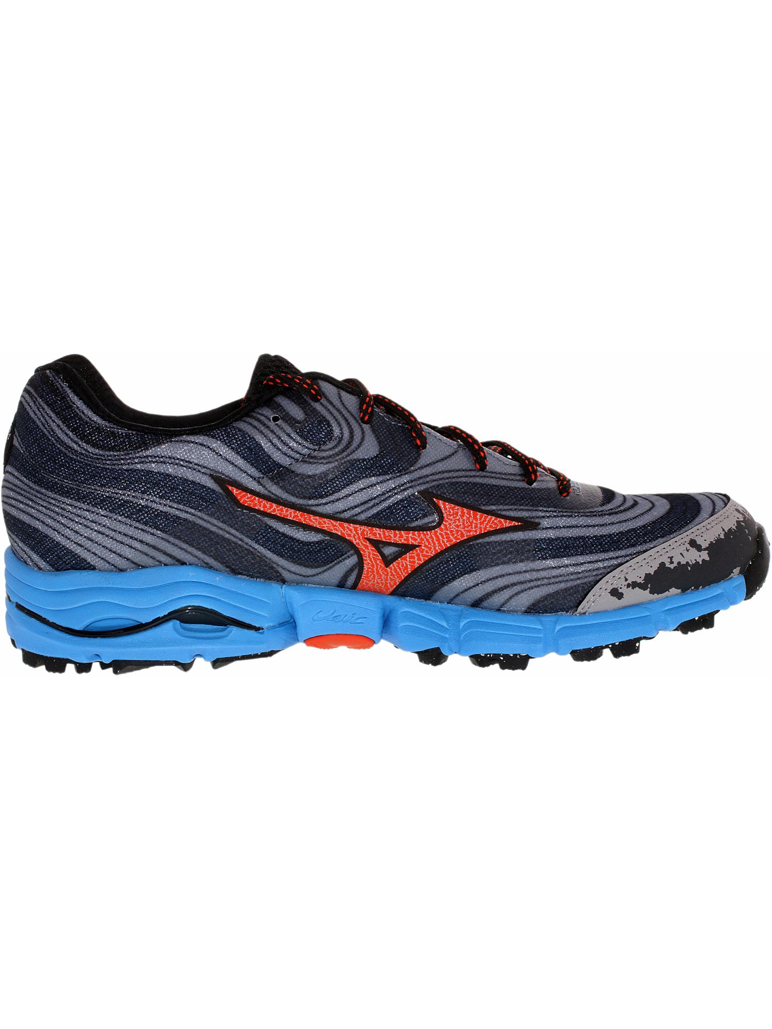 mens mizuno running shoes size 9.5 europe high tension basse