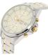 Seiko Men's SKS479 Silver Stainless-Steel Quartz Watch - Side Image Swatch