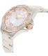 Seiko Women's SUR804 Silver Stainless-Steel Quartz Watch - Side Image Swatch