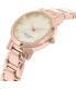 Kate Spade Women's Gramercy 1YRU0191 Rose Gold Stainless-Steel Quartz Watch - Side Image Swatch