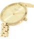 Kate Spade Women's Metro 1YRU0858 Gold Stainless-Steel Quartz Watch - Side Image Swatch