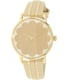Kate Spade Women's Metro KSW1002 Beige Leather Quartz Watch - Main Image Swatch