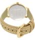 Kate Spade Women's Metro KSW1002 Beige Leather Quartz Watch - Back Image Swatch