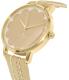 Kate Spade Women's Metro KSW1002 Beige Leather Quartz Watch - Side Image Swatch