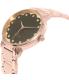 Kate Spade Women's Metro KSW1044 Rose-Gold Stainless-Steel Quartz Watch - Side Image Swatch