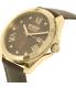 Versus by Versace Women's Elmont SBE020015 Brown Leather Quartz Watch - Side Image Swatch