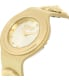 Versus by Versace Women's Carnaby Street SCG030016 Gold Leather Quartz Watch - Side Image Swatch