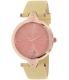 Versus by Versace Women's V-Versus SCI130016 Beige Leather Quartz Watch - Main Image Swatch