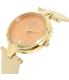 Versus by Versace Women's V-Versus SCI130016 Beige Leather Quartz Watch - Side Image Swatch