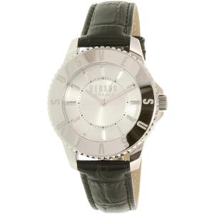 Versus by Versace Men's Tokyo SH7140015 Black Leather Quartz Watch