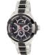Seiko Men's Velatura SRX009 Black Stainless-Steel Seiko Kinetic Watch - Main Image Swatch