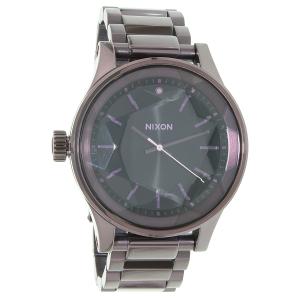 Nixon Women's Facet A3842172 Purple Stainless-Steel Quartz Watch