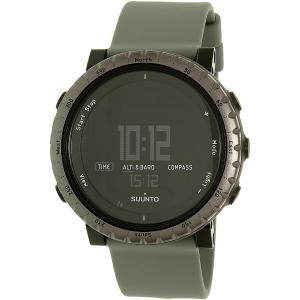 Suunto Men's Core Dusk Gray SS020344000 Grey Rubber Quartz Watch