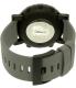 Suunto Men's Core Dusk Gray SS020344000 Grey Rubber Quartz Watch - Back Image Swatch