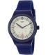 Swatch Men's Originals SUTN401 Blue Silicone Automatic Watch - Main Image Swatch