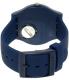 Swatch Men's Originals SUON116 Blue Silicone Swiss Quartz Watch - Back Image Swatch