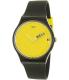 Swatch Men's Originals SUOB120 Black Silicone Swiss Quartz Watch - Main Image Swatch