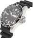 Invicta Men's Pro Diver 10917 Black Silicone Swiss Quartz Watch - Side Image Swatch