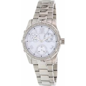 Invicta Women's Angel 16118 Silver Stainless-Steel Quartz Watch