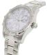 Invicta Women's Angel 16118 Silver Stainless-Steel Quartz Watch - Side Image Swatch
