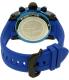 Invicta Men's Pro Diver 18028SYB Blue Silicone Quartz Watch - Back Image Swatch